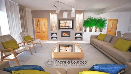 Andreia Louraço - Designer de Interiores (Contacto: atelier.andreialouraco@gmail.com)의  거실