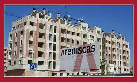 Escuelas de estilo  por ARENISCAS STONE