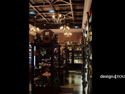 Специализированный магазин алкогольных напитков в Ереване: Винные погребы в . Автор – design4y