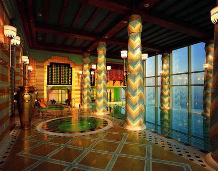 Banhos turcos  por Cleopatra BV
