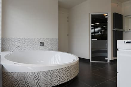 Luxe Cleopatra bubbelbad: moderne Spa door Cleopatra BV