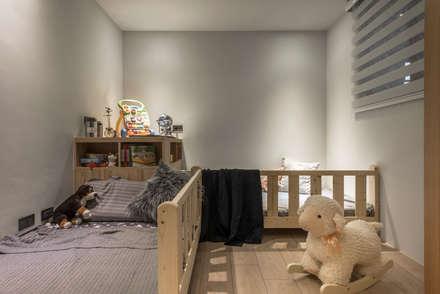 Baby room by 湜湜空間設計