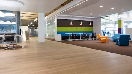 Airports by Uipkes Wood Flooring