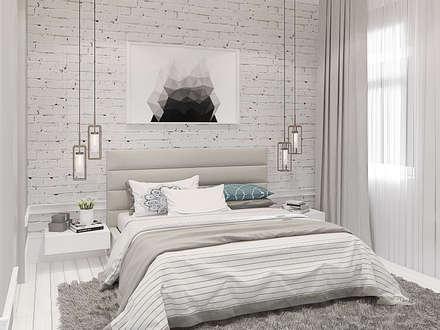 Dormitorios de estilo rural por design4y