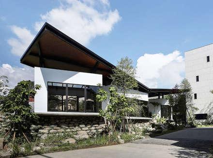 Prefabricated home by 大桓設計顧問有限公司