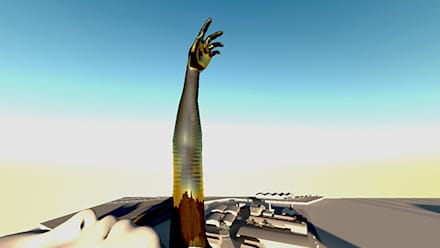 Touch the sky with a finger: Sedi per eventi in stile  di interiorstudio