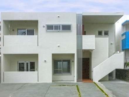 บ้านสำหรับครอบครัว by 株式会社青空設計