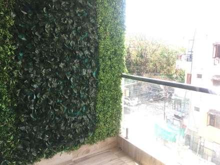 Mr. Zulfikar's Residence: modern Garden by al-Haadi Interiors