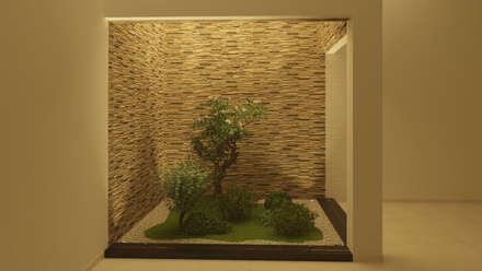 溫室 by Ana Andrade - Design de Interiores