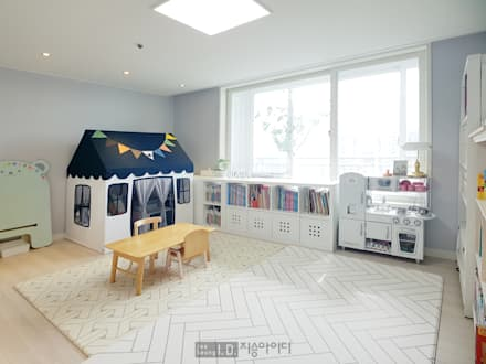 scandinavian Nursery/kid's room by 지승아이디