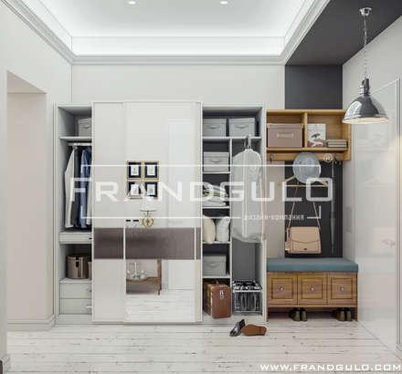 Corridor, hallway by Frandgulo