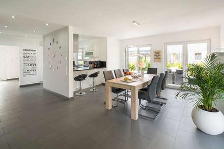 NEO 311   Ein Zuhause Wie Eine Insel: Moderne Esszimmer Von FingerHaus GmbH