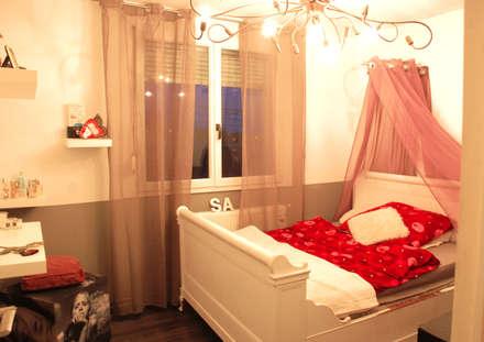 Chambre: Chambre de style de style Moderne par Agence Inside DECO