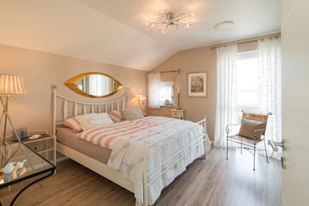 NEO 311 - Neue Ideen für Ihr Zuhause: klassische Schlafzimmer von FingerHaus GmbH