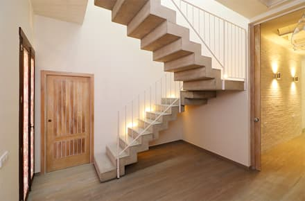 Stairs by linkehome arquitectura