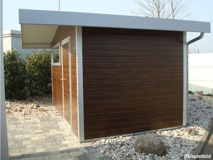 Nhà vườn by Trapezblech Gonschior oHG