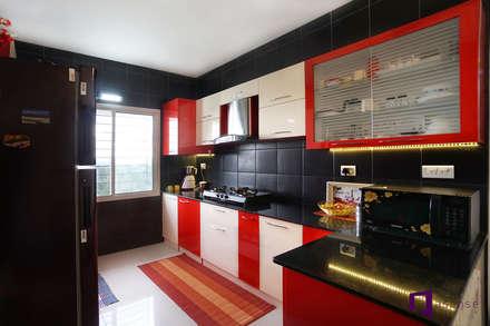 minimalistic Kitchen by Asense