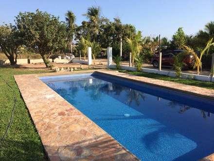 منزل بنغالي تنفيذ Crystal Pool