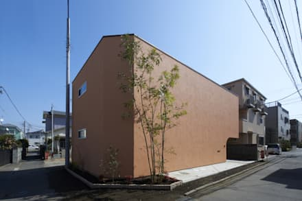 Wooden houses by 余田正徳/株式会社YODAアーキテクツ