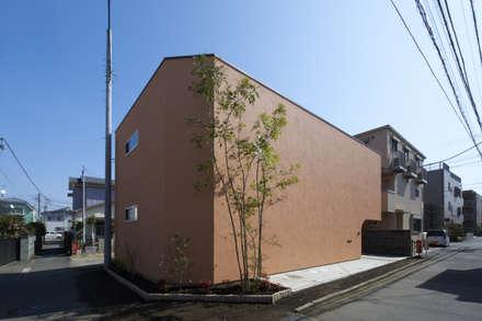 منزل خشبي تنفيذ 余田正徳/株式会社YODAアーキテクツ