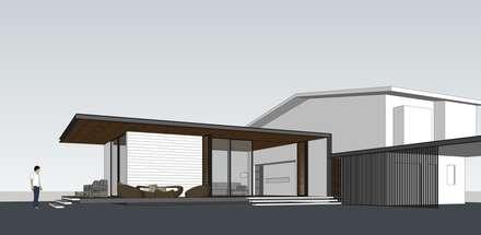 منزل بنغالي تنفيذ KN Design