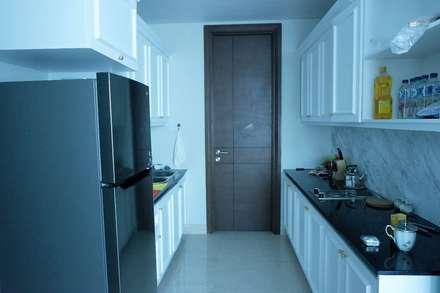Apartmen Windsor Jakarta Barat:  Dapur by Gaiyuu Jaya Abadi