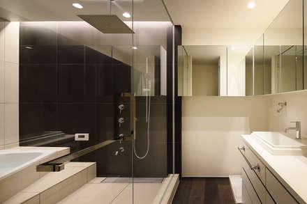 eternally: *s t u d i o L O O Pが手掛けた浴室です。