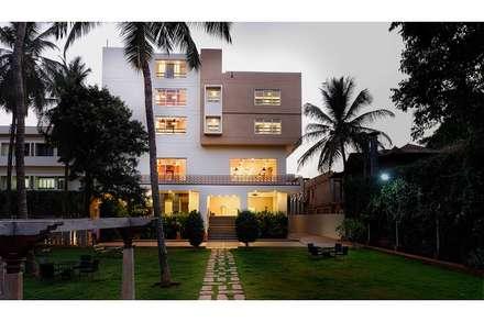 فنادق تنفيذ Architecture Continuous