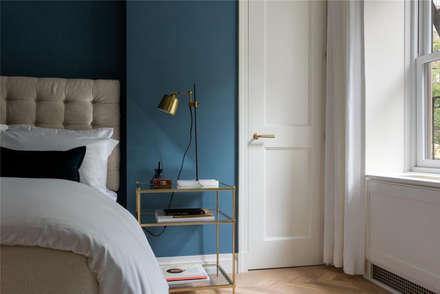 Проект апартаменты Мэдиссон : Спальни в . Автор – VADIM MALTSEV DESIGN&DECOR | FURNITURE