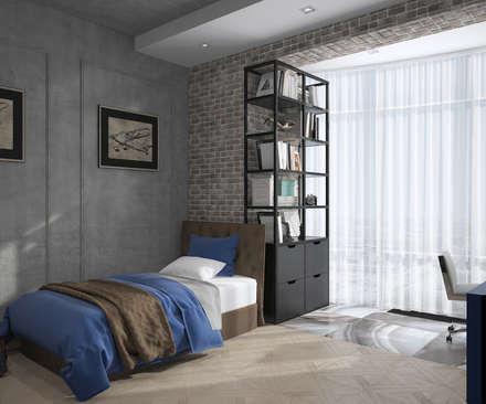Квартира на Цветном: Детские комнаты в . Автор – Инна Азорская
