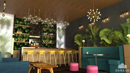 قبو النبيذ تنفيذ DAMAJO Grupo Inmobiliario