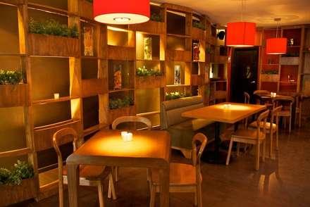 Gastronomy by B&Ö Arquitectura interior y muebles | Diseño de bares y restaurantes / Interiorismo y Decoración México.
