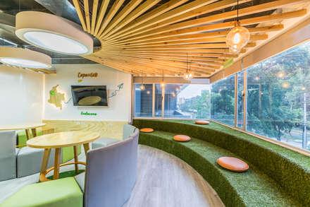Diseño + Good work : Oficinas y Tiendas de estilo  por Aluzina