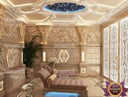 Luxury Antonovich Design의  스파