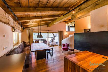 Wohnen Am See | Esszimmer: Landhausstil Esszimmer Von UNA Plant