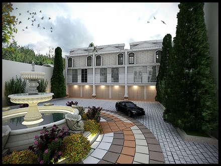 Perumahan Marelan:  Rumah tinggal  by VaDsign