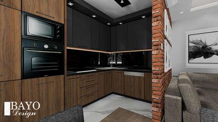 : industrial Kitchen by BAYO  Design