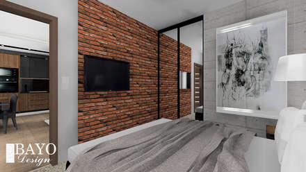 : industrial Bedroom by BAYO  Design