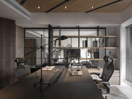 Arbeitszimmer design  Homeoffice & Büro Einrichtung, Ideen und Bilder | homify