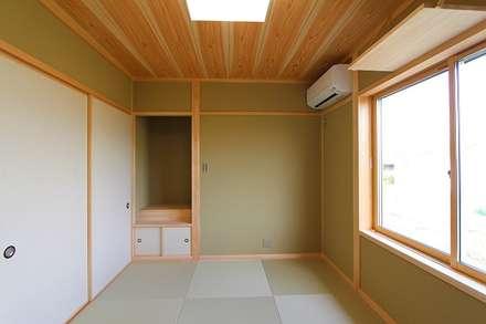 غرفة الميديا تنفيذ 松井設計