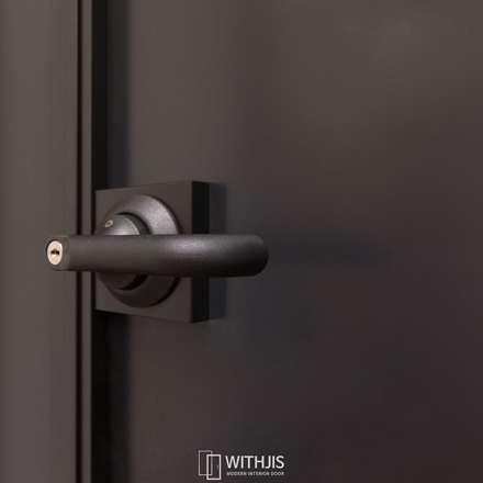 비대칭여닫이도어: WITHJIS(위드지스)의  문
