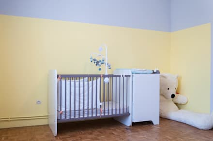 Baby room by One look inside