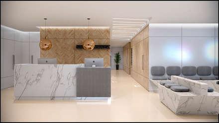 Clinics by MADBA design & architecture