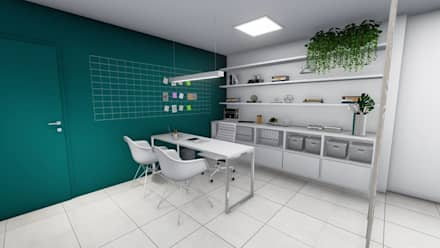 診所 by Ocaeté Studio