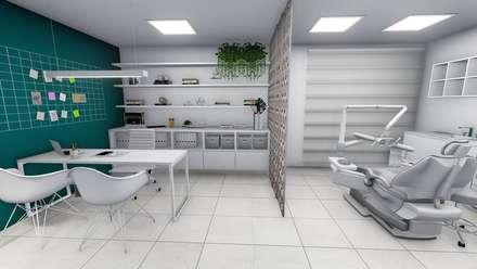 Кабинеты врачей в . Автор – Ocaeté Studio