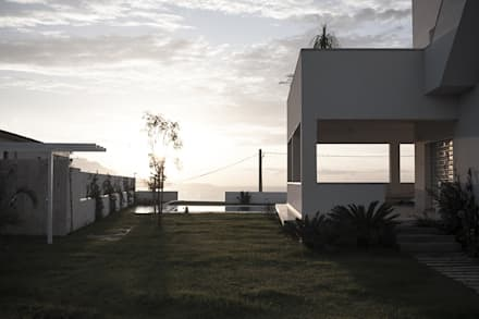 Piscinas infinitas  por manuarino architettura design comunicazione