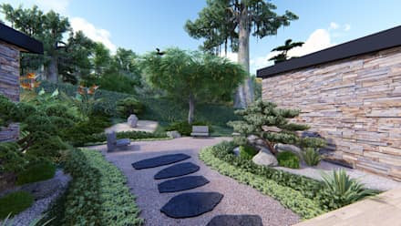 Rock Garden by astratto