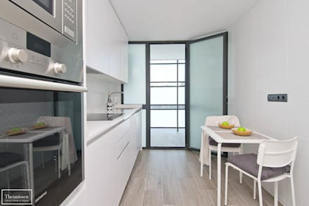 Cocinas ideas dise os y decoraci n homify for Alquiler muebles madrid