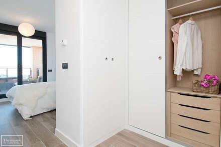 Dormitorios modernos dise o e ideas de decoraci n homify for Alquiler muebles madrid