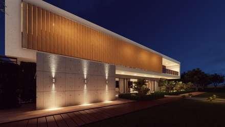 組合屋 by Vortice Arquitetura